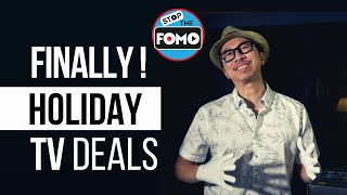 Black Friday TV Prices Dropped! Our Buying Plan for the Best TV Deals