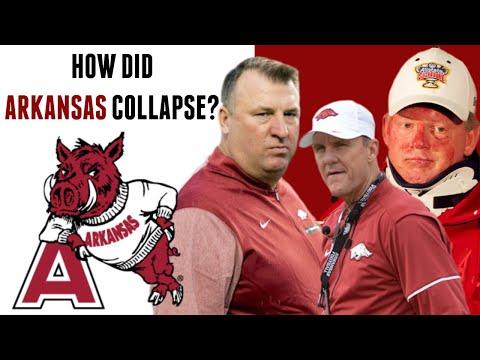 how-arkansas-razorbacks-football-collapsed