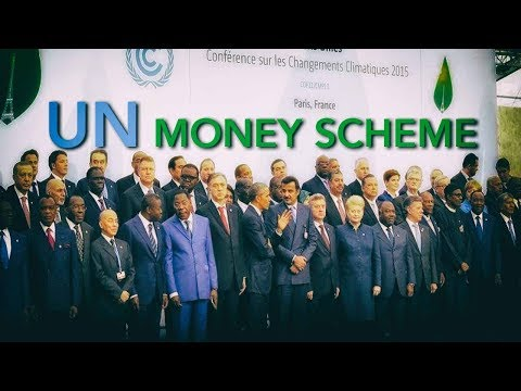 UN Admits Paris Climate Is Useless - Except As Wealth Transfer