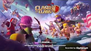 CLASH OF CLANS - Ice wizard VS wizard