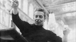 Karajan - Brahms Symphony No. 2 in D, Op. 73 - II. Adagio non troppo
