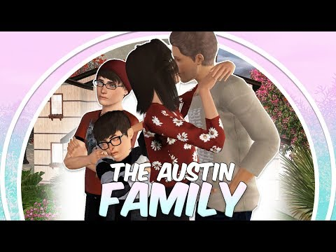 Sims 3 || Current Household: The Austin Family - December 2017