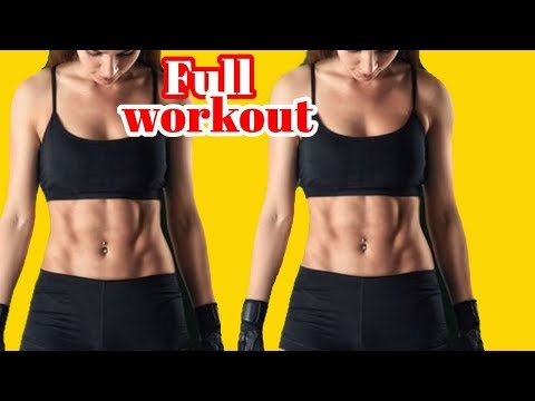 *NEW* CARDIO HIIT | 30 Minute Weight Loss Full Body Workout - Fat Burning Exercises for Women