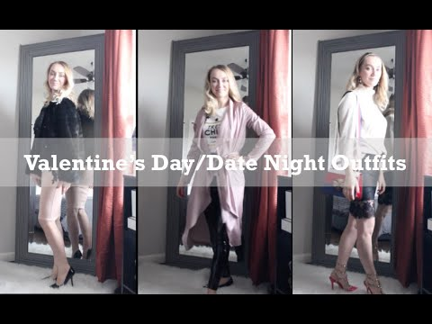 Valentine's Day/Date Night Outfits