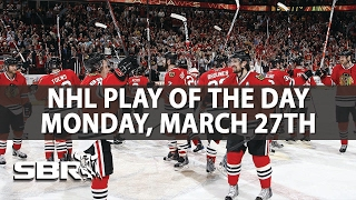 NHL Picks | Play Of The Day | Monday, March 27th