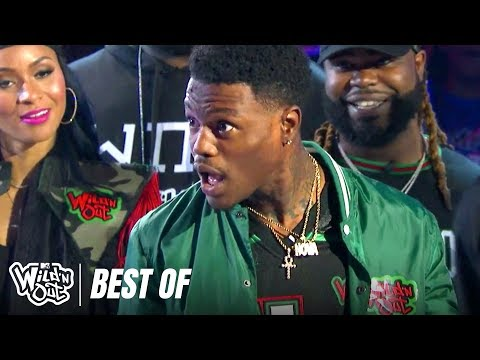 Wild 'N In w/ Your Faves ft. Desiigner, A$AP Ferg, & More | Best of: Wild 'N Out #AloneTogether