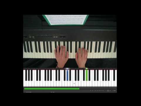 Harry Potter 7, Lily's Theme, piano