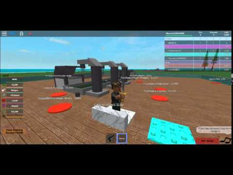 Roblox Advanced Military factory tycoon