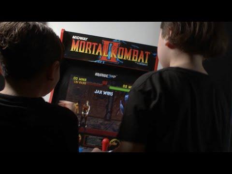 Mortal Kombat Arcade1up - THE NOVOA FAMILY from The Novoa Family