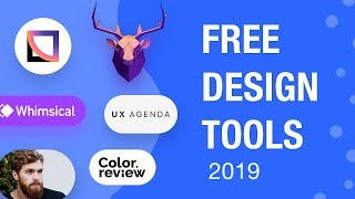Best Free Design Tools of 2019  Design Essentials