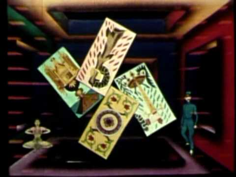 New 2009 soundtrack - Harry Smith - Film #10: Mirror Animations (1957)