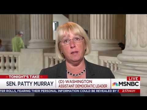Patty Murray Refuses To Say Who The Leader Of The Democratic Party Is