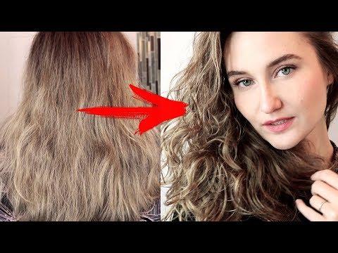 Как сделать волосы кудрявыми надолго в парикмахерской