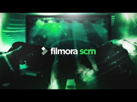 Filmora Scrn: BEST Screen Recorder with Built-In Video Editor! (2017)