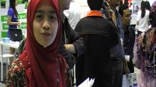 Primalcom Enterprise booth- ITX Asia 2012 exhibition