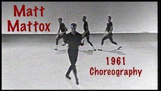 Matt Mattox 1961 Jazz Dance Choreography - Introduction