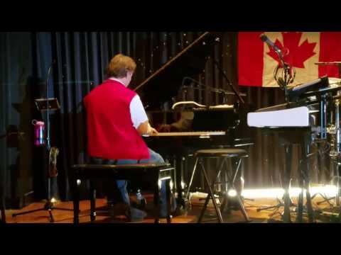Russ Noble, solo piano