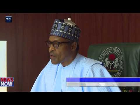 ECOWAS names Buhari champion of COVID-19 response | TV360 Nigeria