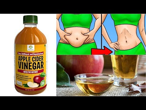 Green Tea ACV 🍏I Tried Apple Cider Vinegar Challenge  2019 That Actually Works 👍