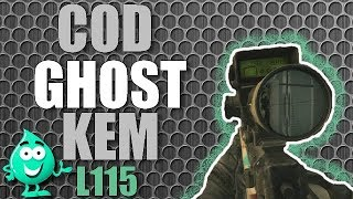 "COD:GHOST ""L115"" - KEM!! - Sur Strikezone 24/7 50-4 !!!!!! #33"