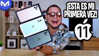 POR FIN MI UNBOXING iPhone 11 Pro Max 256GB EXPERIENCIA
