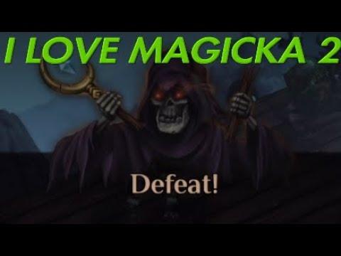 I LOVE Magicka 2 (Rage, rage and more rage)  