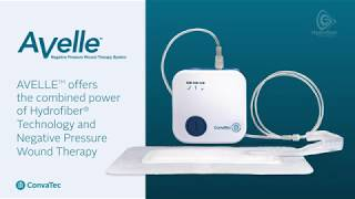 Avelle™ NPWT System – Deep Wound Application Video