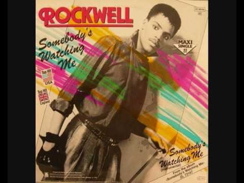 rockwell - somebody's watching me extended version by fggk