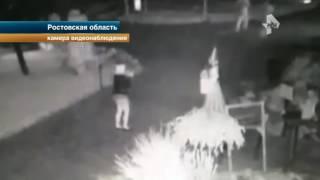 Под Ростовом хулиганы разграбили урну с пожертвованиями на строительство храма