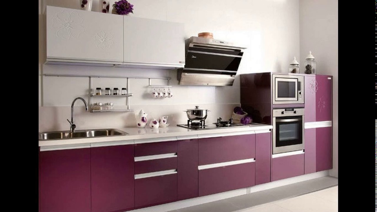 Aluminium Kitchen Cabinet Design Malaysia Youtube