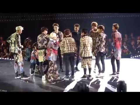 140712 EXO Sorry Sorry,Dream Girl,Ring Ding Dong,Genie,Gee