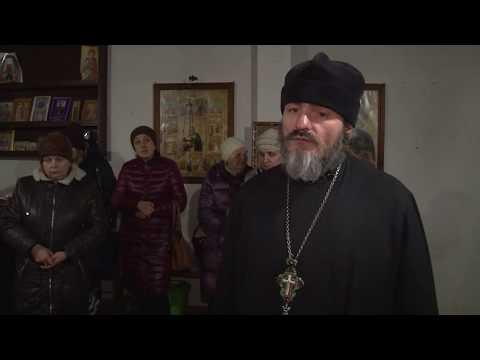 Запорожская епархия: об о.Игоре Савва рассказывает благочинный и прихожане храма