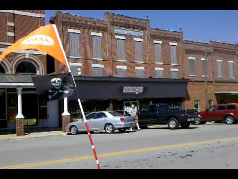 Day 9 - #7 - In the town of Sebree, KY