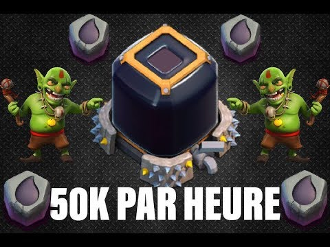 [COC] AMAZING STRATEGY FOR FARMING DARK ELIXIR WITH 50K PER HOUR!!