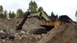 Old HY-MAC Excavator...1080 or 1290?