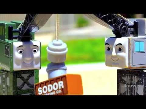 Top 60 Character Friday Moments by Jlouvier Thomas The Train Wooden Railway