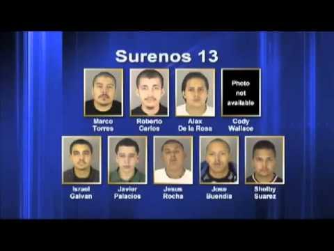 First arrest made in Surenos 13 injunction