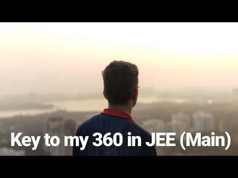 Avoiding Silly Errors - The key to my 360 in JEE (Main)