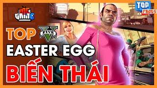 Top 5 Bí Ẩn Biến Thái Nhất trong GTA V | Không Dành Cho Trẻ Con - meGAME