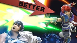 Roy Is BETTER Than Chrom In Super Smash Bros. Ultimate