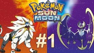 Pokemon Sonne und M๐nd Gameplay #1 - Let's Play Pokemon Sun and Moon German Deutsch
