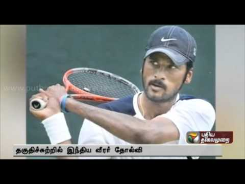 Saketh Myneni falls in final round at Australian Open Qualifiers