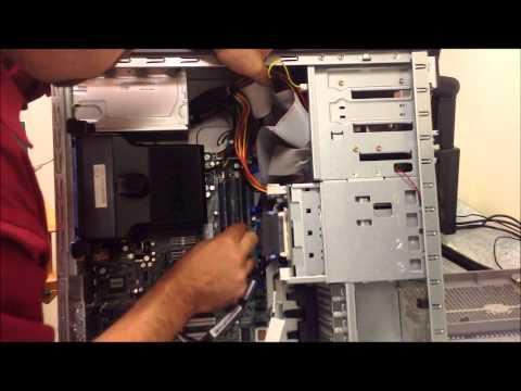 Dell Poweredge 840 Memory Installation