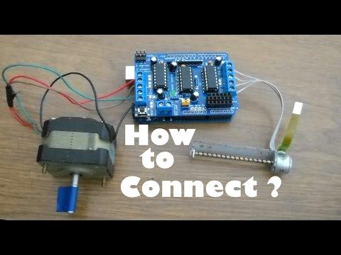 hook up wires arduino