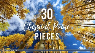 30 Most Beautiful Classical Piano Pieces
