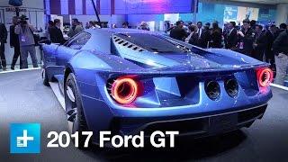 شركة فورد  تكشف عن وحش  الجديد..قمة القوة والفخامة   Ford GT 2017 Super Car