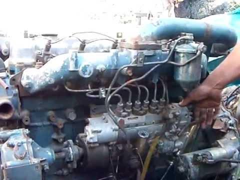 Nissan ld28 marinizado