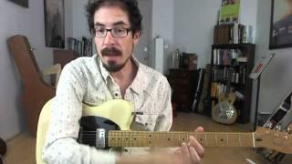 50 Jazz Blues Licks - #11 Lee Morgan - Guitar Lessons - David Hamburger