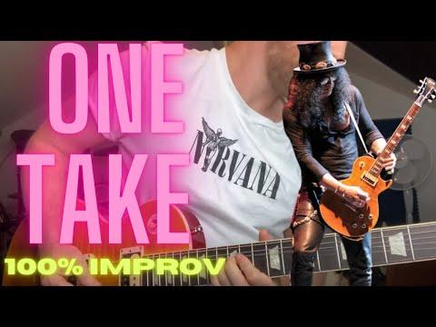 One Take – Total Improv