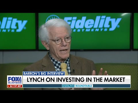 Peter Lynch Provides Investing Advice in Interview